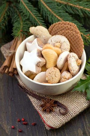 Christmas cookies Stock Photo - 15865892
