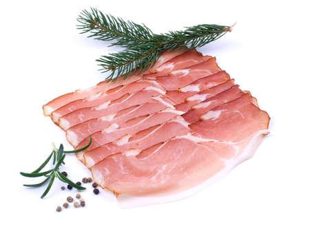 cured ham: Cured ham