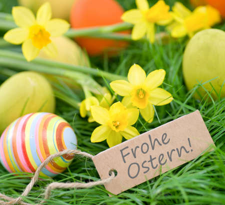 Easter background photo