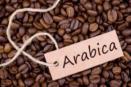 Espresso beans, arabica