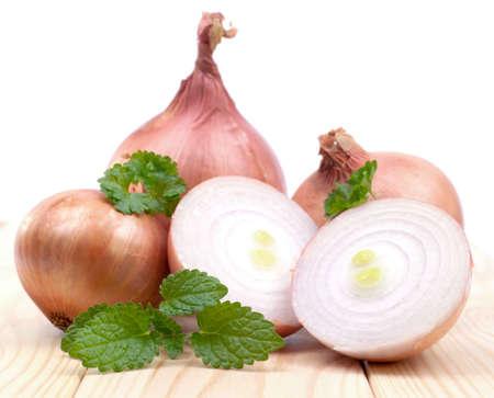 onions: Cebollas frescas
