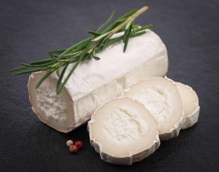 goat cheese: Fresh goat cheese