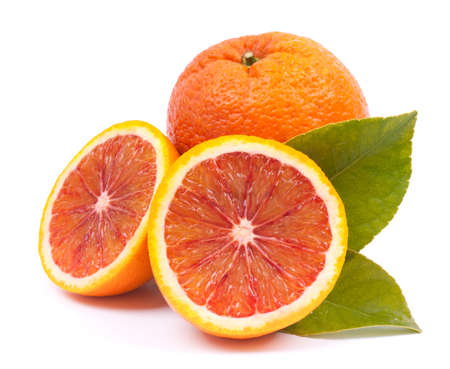 Fresh oranges Stock Photo - 18571266