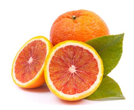 Frische Orangen Standard-Bild - 18571266