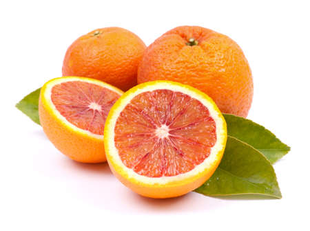 naranjas: Naranjas de sangre fresca
