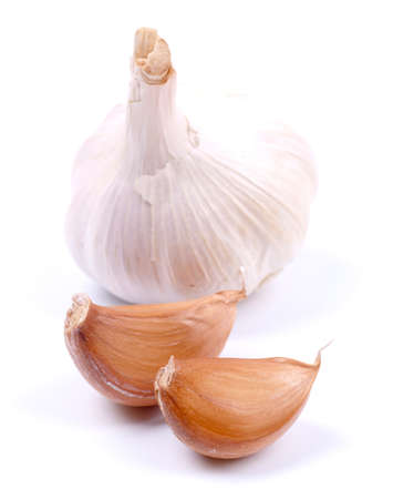 Fresh garlic Stock Photo - 18704955