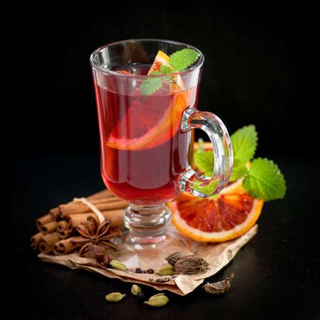 arabian food: Oriental tea Stock Photo