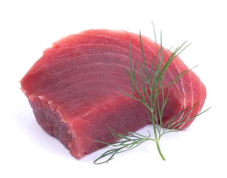 atun: Filete de atún fresco