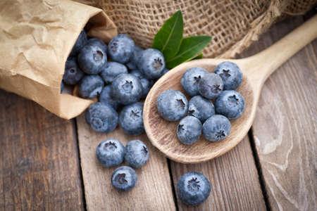 Fresh blueberries Zdjęcie Seryjne - 65295195