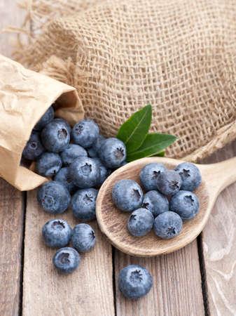 Fresh blueberries Zdjęcie Seryjne