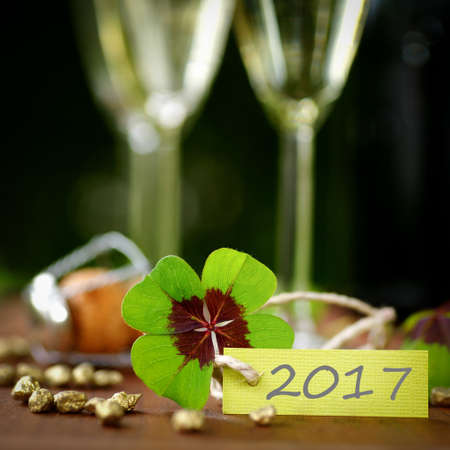 New year 2017 Zdjęcie Seryjne