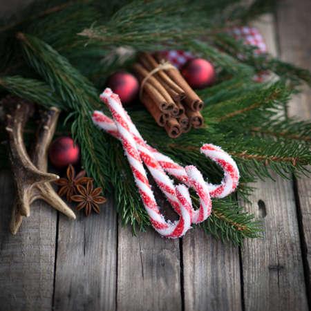 Candy canes Zdjęcie Seryjne