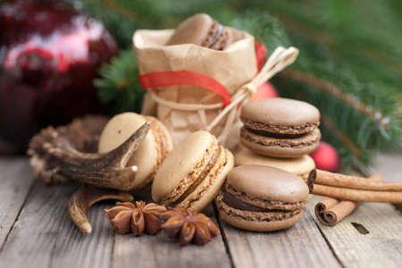 Macarons Zdjęcie Seryjne