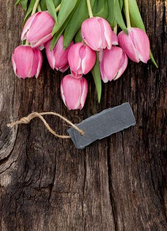 Tulips slate, Zdjęcie Seryjne