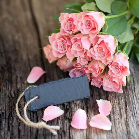 Roses slate,