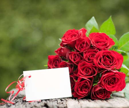 Roses, label Zdjęcie Seryjne