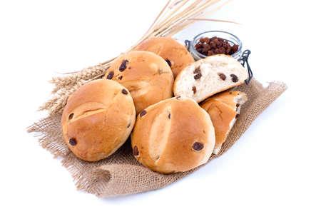 Raisin rolls