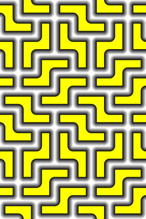 the yellow seamless texture (connect) Illustration