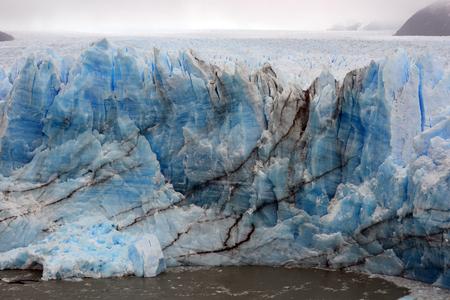los glaciares: Ghiacciaio Perito Moreno, il ghiacciaio di fama mondiale nel Parco Nazionale Los Glaciares