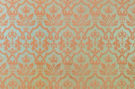 patterned wallpaper: Patterned Wallpaper