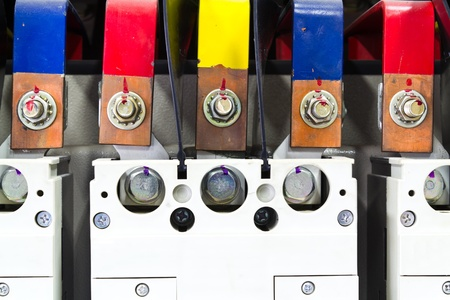 Busbar of circuit breaker Editorial