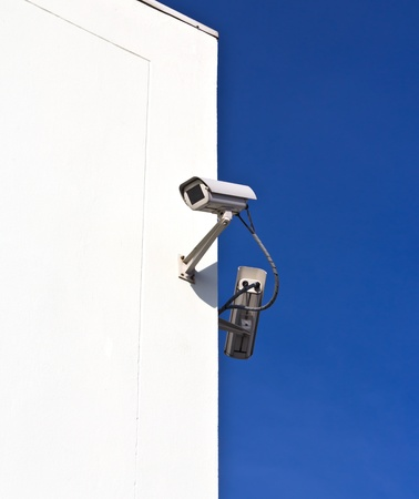 electronic survey: Surveillance security camera