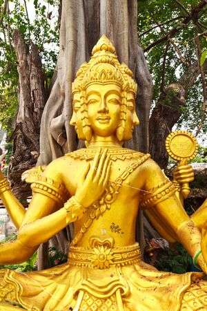 Statue in Thailand s Temple