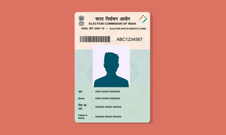 Indian Election/Voter Id Card