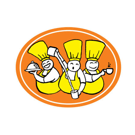 fine dining: 3 Chef