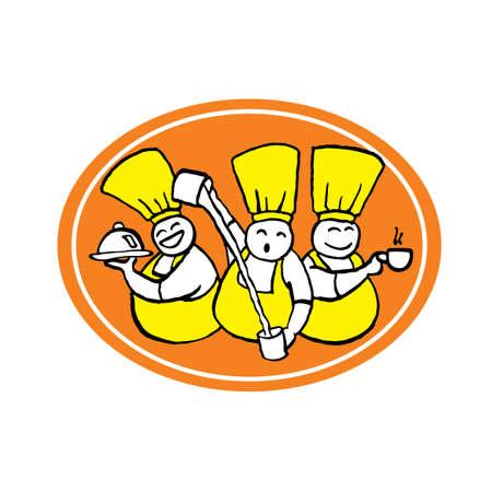 artes plasticas: Chef 3