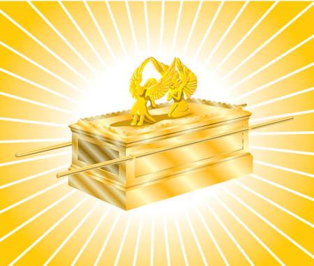 Covenant Ark of Christian Vector