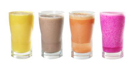 blended: Shakes
