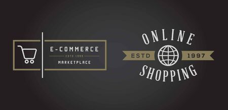 minimal: Set of E-Commerce Icons