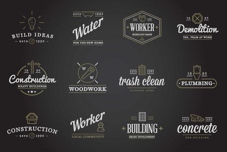 herramientas de construccion: Conjunto de construcci�n de edificios