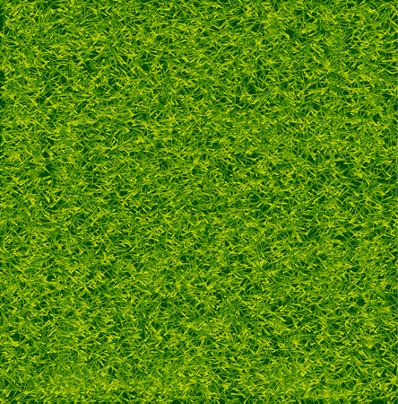 soccer grass: Green Soccer Grass Field Vector