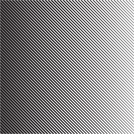 skew: Diagonal Oblique Edgy Lines Pattern in Vector Illustration