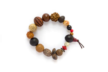 seed beads: bracelet, made by seeds of plant
