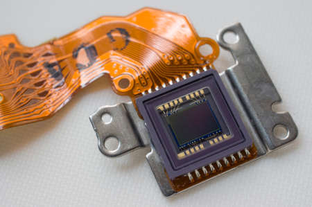 cmos: CCD sensor for digital camera