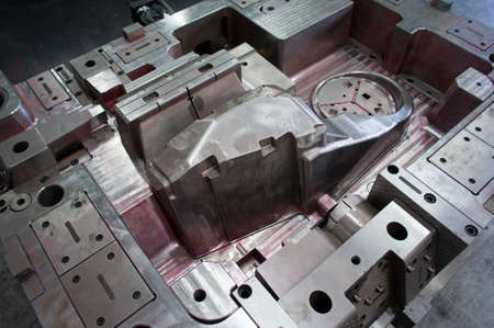 mould: injection mould