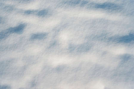 snowfield: white snowfield in sunshine