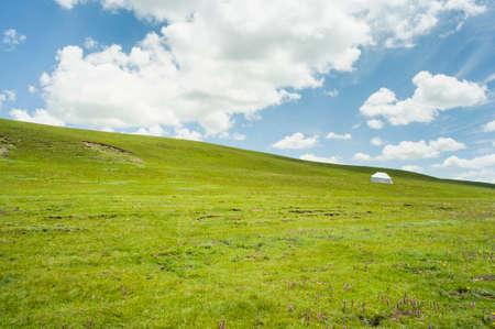 sichuan: Zoige grassland in Sichuan, China