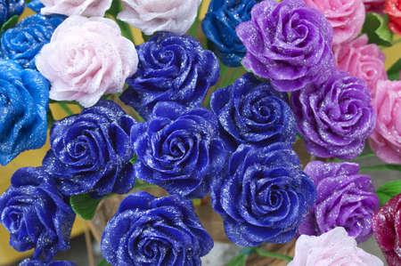 Many roses photo