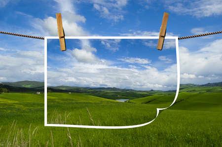 自然の風景のカラフルな写真