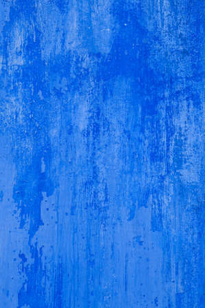 A blue grunge texture with other colors inside photo