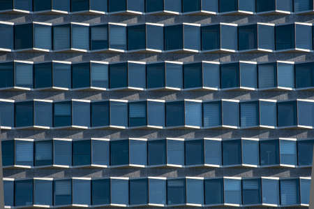Close up of windows of a skyscraper Stock Photo - 15908256
