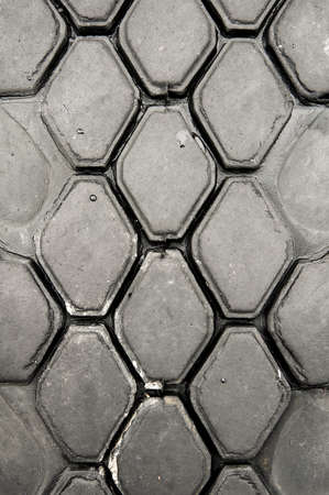 Close up of an old truck tire Stock Photo - 19421038