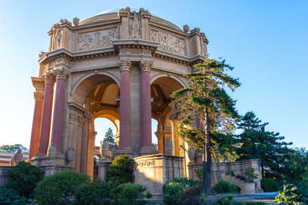 Palace of Fine Art, San Francisco
