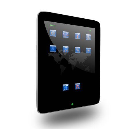 PC Tablet Stock Photo - 9091147