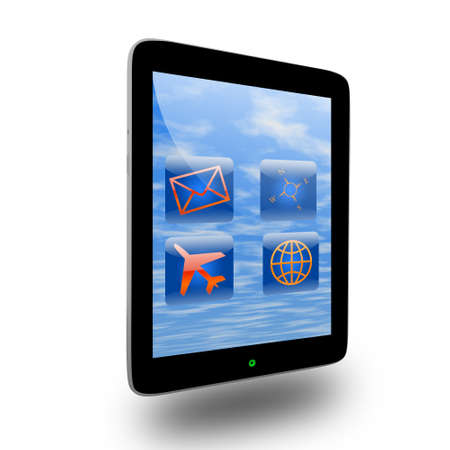 PC Tablet Stock Photo - 9091149