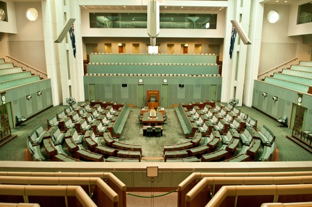 representatives:  Inside House of Representatives, the lower house of the bicameral Parliament of Australia